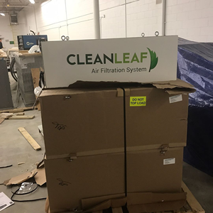 CleanLeaf Hanging Unit