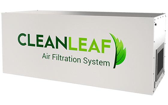 CleanLeaf CL2500-CF Unit